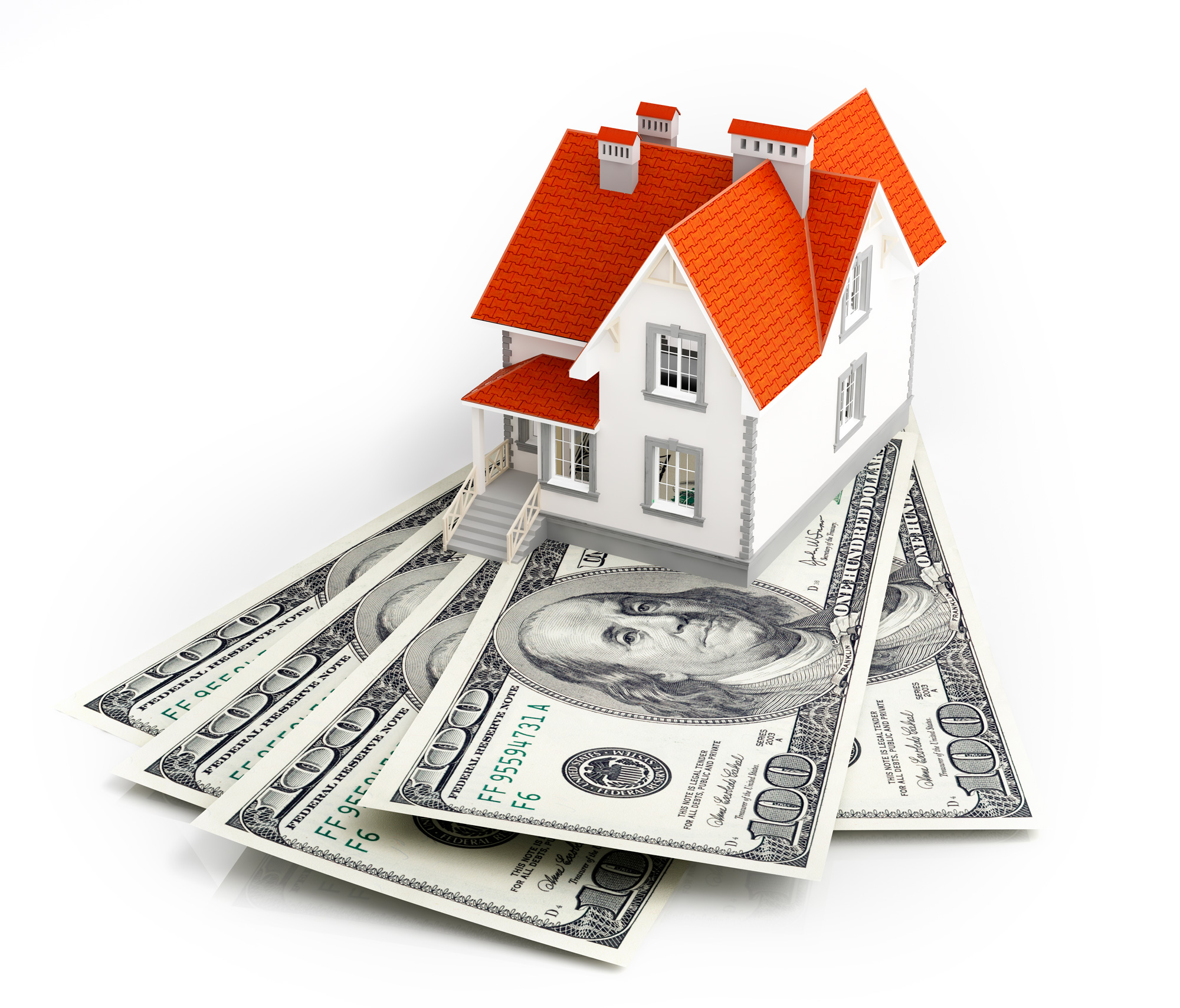 house-and-money
